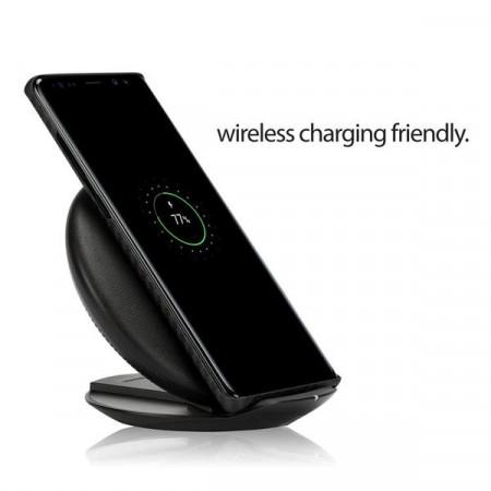 Чехол Pitaka MagEZ Case для Samsung Galaxy Note 8 черно-серый в полоску , кевлар (арамид)