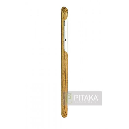 чехол Pitaka из дерева для iPhone 6 Plus/6S Plus зебра , кевлар (арамид)
