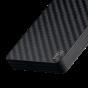 Карбоновая визитница MagEZ Wallet с 6 отсеками из углеволокна цвет черный