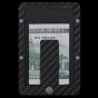 Дополнительный отсек для денег из карбона (Арамидная нить) Money Clip / UE