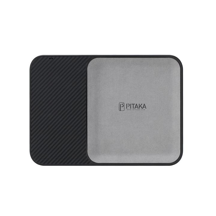 Настольное зарядное устройство Pitaka Air Tray, черный