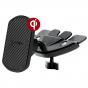 Автомобильный держатель Pitaka MagMount Qi CD Slot для слота в CD