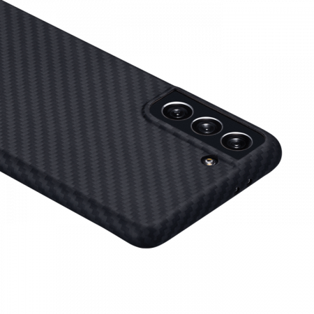 Чехол Pitaka MagEZ Case для Galaxy S21, черный , кевлар (арамид)