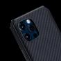 "Чехол Pitaka MagEZ Case Pro 2 для iPhone 12 Pro Max 6.7"", черно-серый, кевлар (арамид)"