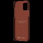 "Чехол Pitaka MagEZ Case для iPhone 12 mini 5.4"", красно-оранжевый, кевлар (арамид)"