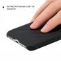 Чехол PITAKA MagCase для iPhone Xs черно-серый в полоску