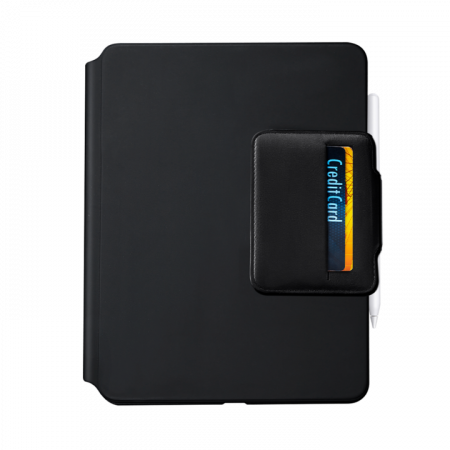 Чехол Pitaka для iPad PRO 12.9, черный, кевлар (арамид)