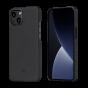 "Чехол Pitaka MagEZ Case 2 для iPhone 13 mini 5.4"", черно-серый, кевлар (арамид)"