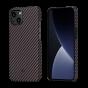 "Чехол Pitaka MagEZ Case 2 для iPhone 13 mini 5.4"", черно-коричневый, кевлар (арамид)"