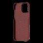 "Чехол Pitaka MagEZ Case 2 для iPhone 13 Pro Max 6.7"", оранжевый, кевлар (арамид)"
